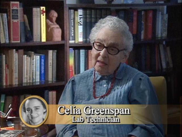 Celia Greenspan