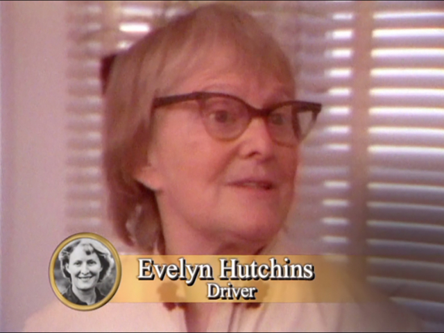 Evelyn Hutchins